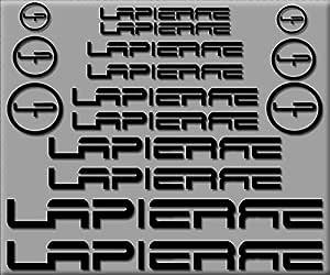 Pegatinas Lapierre R252 Stickers AUFKLEBER Decals AUTOCOLLANTS ...