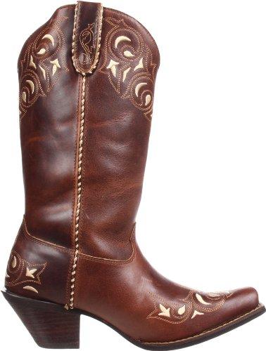 Sandy Sandy Women's RD5414 Durango Boot Brown dqIFtt4x