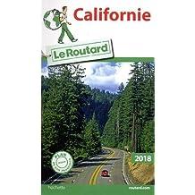 CALIFORNIE 2018 + PLAN DE VILLE