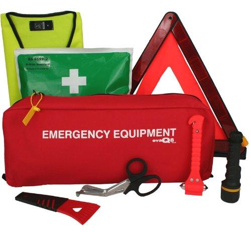 EvaQ8 M166 Standard First Aid Kit
