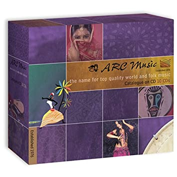 Arc Music: World Music Catalog