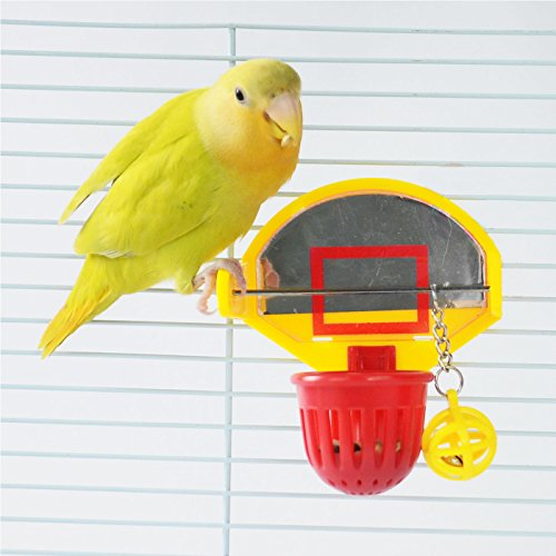 Alfie Pet - Antares Basketball Toy for - Toy Insight House Bird