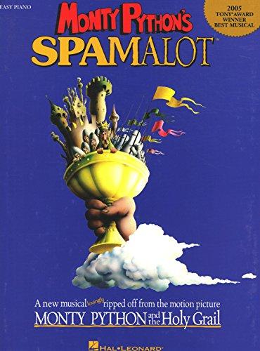 Monty Python's Spamalot Songbook: 2005 Tony  Award Winner for Best Musical