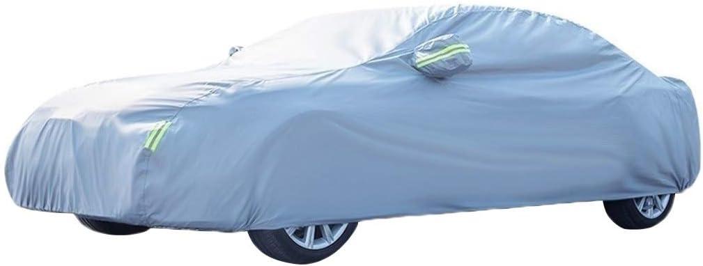 Covers Kompatibel mit BMW 2er 218//220//225//230//240 xDrive Coup/é Auto-Abdeckungen wasserdichte Oxford-Tuch Baumwolle atmungsaktiv Abdeckung Indoor Outdoor UV-best/ändig Allwetter Gef/üttert