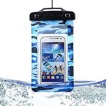 MAYCARI® PVC Camouflage Waterproof Case 30M Underwater