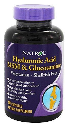 Natrol Hyaluronic AcidVCaps 90 ct