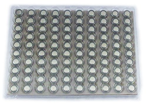 LR41 1.5V Button Cell Battery 100 pack (Replaces: LR41 Lr41 Coin Cell