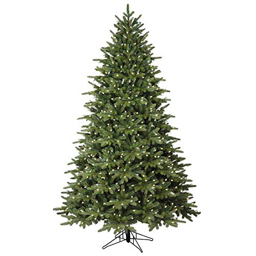 Ge Artificial Christmas Trees With Led Lights in US - 2