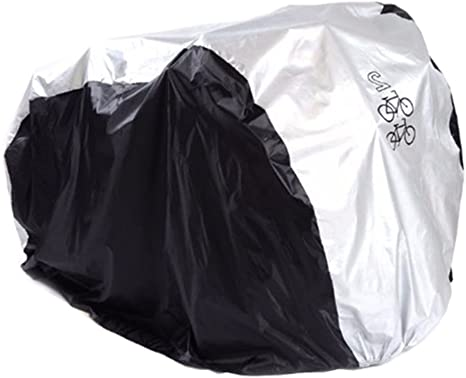 WinCret Impermeable Fundas para Bicicletas para 2 Bicicletas - al ...