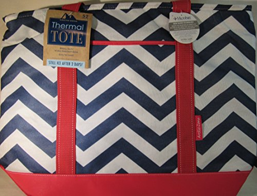 Arctic Zone Thermal Tote Chevron