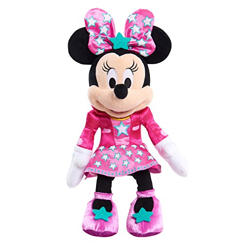 Minnie Mouse Singing Light-Up Plush