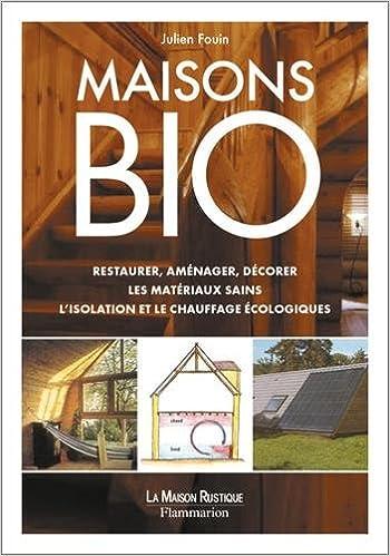isolation maison bio