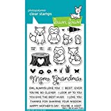 Lawn Fawn Clear Stamp - Mom + Me offers