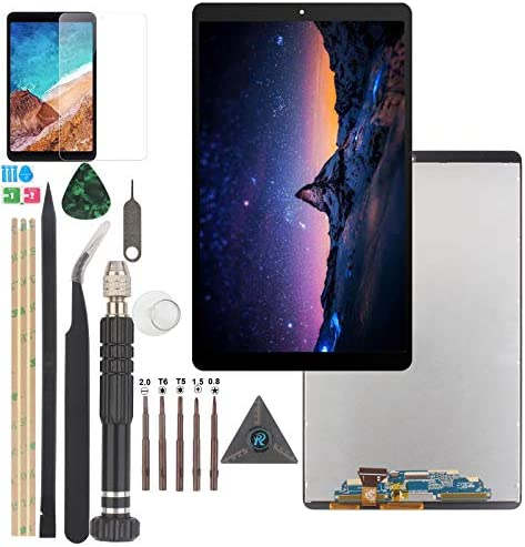 REPLACEMENT FOR SAMSUNG GALAXY TAB A 10.1 2019 LCD SCREEN FOR SAMSUNG GALAXY T510 T515 SM-T510 LCD TOUCH SCREEN DISPLAY DIGITIZER ASSEMBLY.