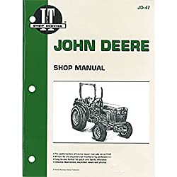 JD-47 New Shop Manual For John Deere Compact Tract