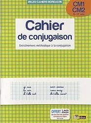 Cahier de conjugaison CM1/CM2