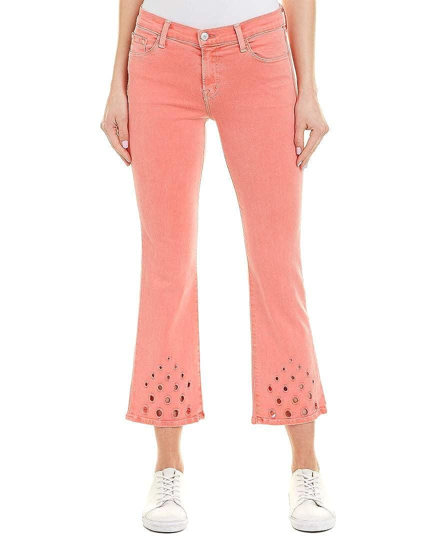 Pink 26 J Brand Womens Selena Grapefruit Bootcut