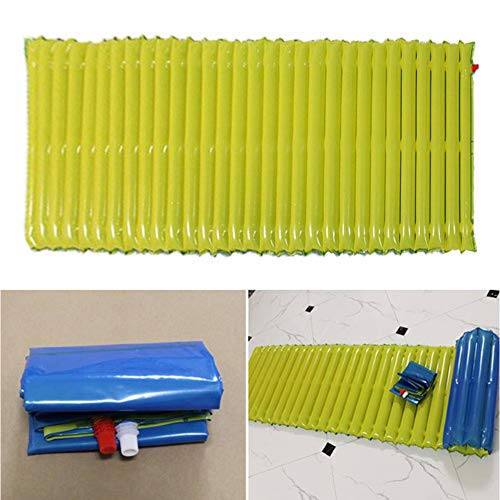 Cleaner Vacuum - 200x60x6cm Single Person Emergency Automatic Inflatable Mattress Outdoor Camping Air Bed Sleeping - Magnet Attachment Cordless Japanese Floor Camp Carpet Leather Outdoor Steam
