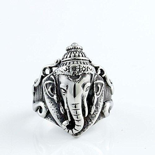 Rock Crystal Ring - 9