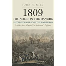 Thunder on the Danube: Napoleon's Defeat of the Habsburg, Vol I