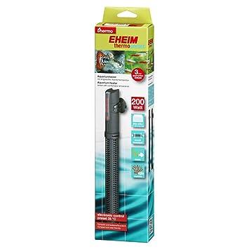 Eheim - thermopre Juego Acuario calefactor - 200 W: Amazon.es: Productos para mascotas
