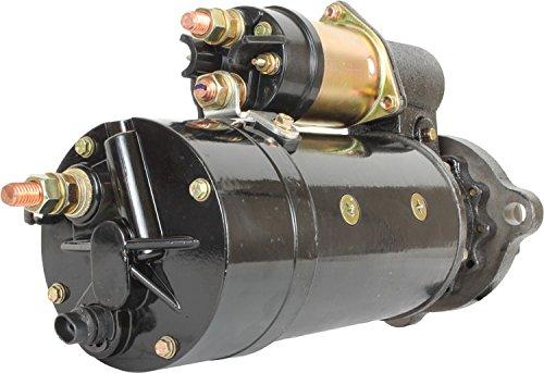 9100-9900 //Kenworth C500 K100 L700 T2000 T600 T800 W900 DB Electrical SDR0398 Starter For Freightliner Argosy Classic 112 90 //International 5000-5900 Series 120 8100-8600 7100-7700