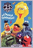 DVD : Sesame Street: 25 Wonderful Years, A Musical Celebration