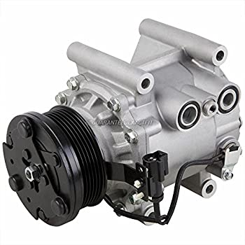 AC Compressor & A/C Clutch For Jaguar S-Type X-Type & Lincoln LS - BuyAutoParts 60-00797NA NEW