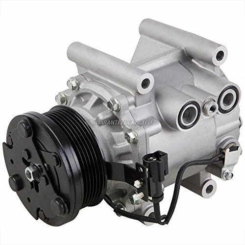 Jaguar Clutch (Brand New Premium Quality AC Compressor & A/C Clutch For Jaguar And Lincoln - BuyAutoParts 60-00797NA New)