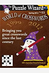 World of Crosswords No. 53 Paperback