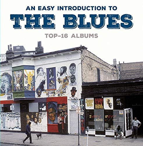 Easy Introduction To The Blues: Top 16 Albums / Various
