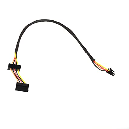 Eathtek Replacement HDD SATA Power Cable for Dell Inspiron 3653 3650 3655  Series, Compatible Part Number GP2JM