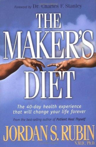 Read Online The Maker's Diet pdf epub