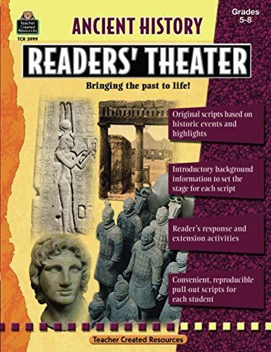 (Ancient History Readers' Theater Grd 5-8)
