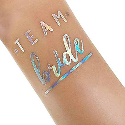Buy easybuy india 25pc bridal shower wedding decoration team bride easybuy india 25pc bridal shower wedding decoration team bride temporary tattoo bachelorette party bride tribe flash junglespirit Image collections