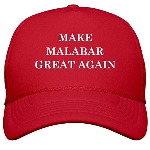 Make Malabar Great Again: OTTO Solid Snapback Trucker - Hat Malabar