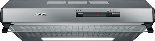 Siemens LU11153 IQ100 Unterbauhaube / 60 Cm / Abluft  Und Umluftbetrieb /  Edelstahl