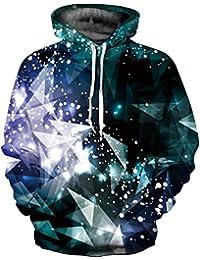 Men's Patterns Print 3D Sweaters Fashion Hoodies Sweatshirts Pullover