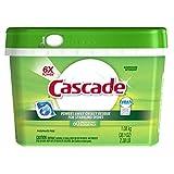 Cascade ActionPacs Dishwasher Detergent, Fresh Scent, 60 Count