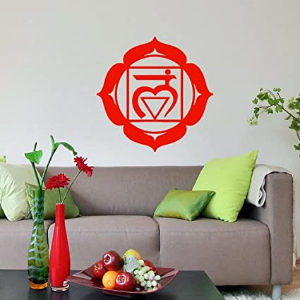 Amazon.com: Vinilo decorativo de pared, diseño de raíces ...