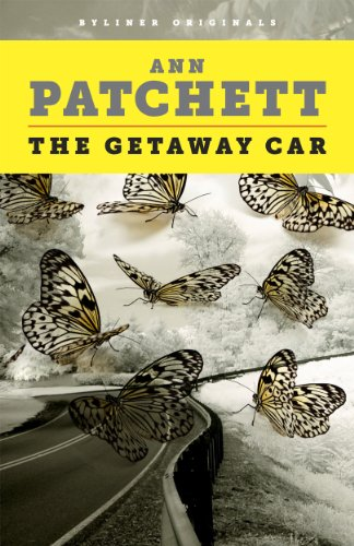 Image result for the getaway car ann patchett cover