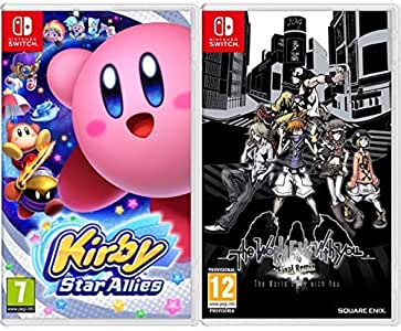 Kirby Star Allies & The world ends with you - Final Remix: Amazon ...