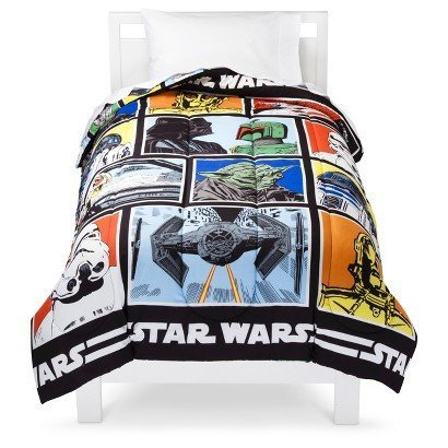 Star Wars Classic Twin Bedding Comforter by Star Wars (Image #1)