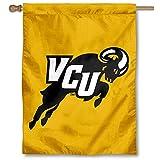 VCU Rams Double Sided House Flag