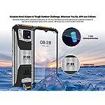 Rugged-Smartphone-2020-OUKITEL-WP6-Cellulare-Antiurto-IP68-Batteria-10000mAh-Carica-Rapida-Quattro-Fotocamera-48-MP-Helio-P70-6GB-128GB-FHD-63-Pollici-DUAL-SIM-GPS-WiFi-Face-ID-Nero