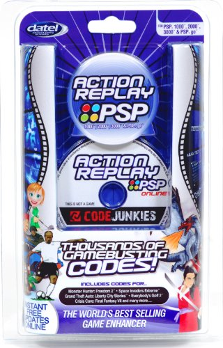PSP Action Replay