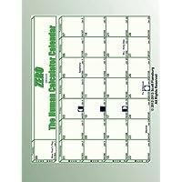 The Human Calculator Calendar 2013