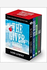 The Giver Boxed Set: The Giver, Gathering Blue, Messenger, Son (The Giver Quartet) Paperback