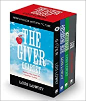 The Giver Boxed Set: The Giver Gathering Blue