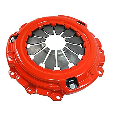 Clutch Kit Works With Acura Csx Rsx Civic Type-S Si Base Coupe 2-Door Sedan 4-Door 2006-2011 2.0L l4 GAS DOHC Naturally Aspirated (6 Speed Trans; Flywheel Spec: 0.047+; Stage 1): Automotive